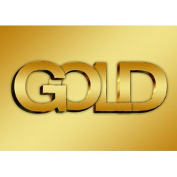 555 Gold Shake n Vape 90ml