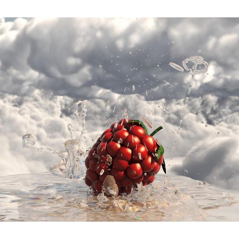Raspberry Menthol Shake n Vape 90ml