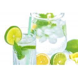 Lime Ball Menthol Shake n Vape 90ml