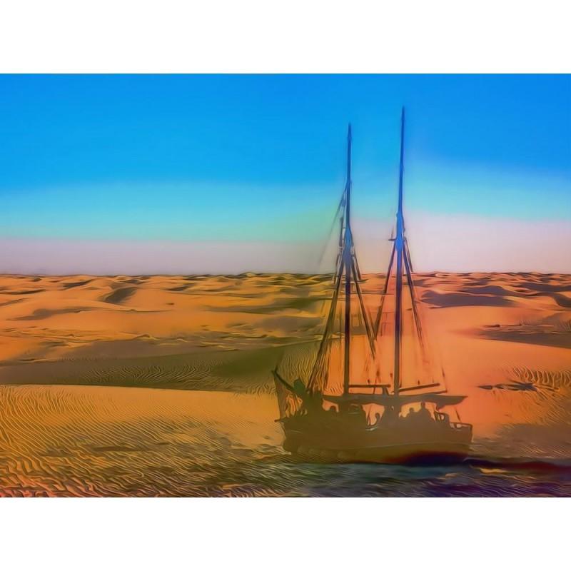 Desert Ship 100ml ZERO